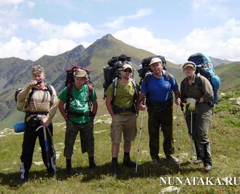 Перевал Чернореченский