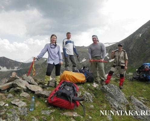 Перевал Кынхара, 1А