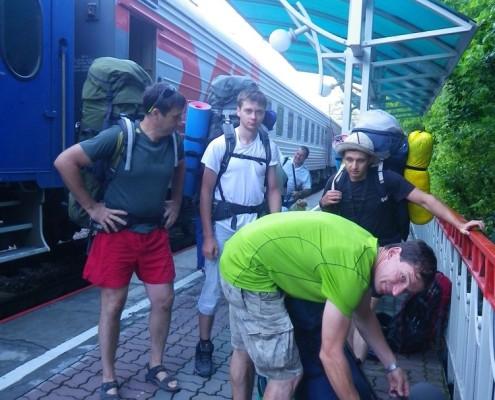 Пятигорск. Вокзал
