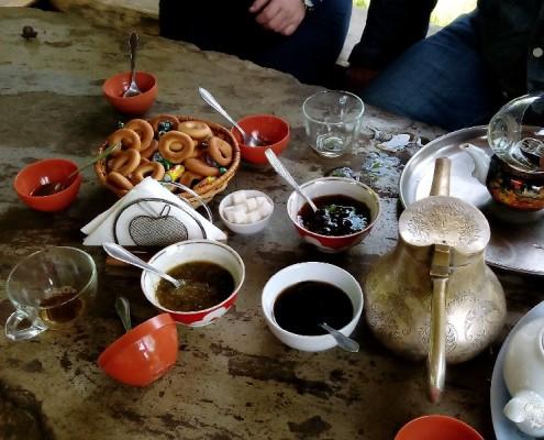 Экскурсии в сочи. Чайная дегустация