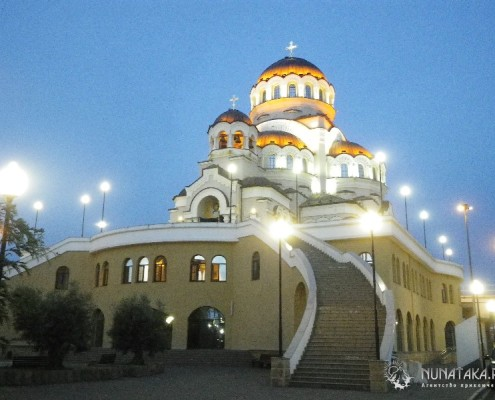 Храм. Обрах Христа Нерукотворный