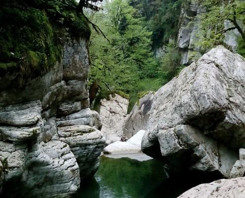 Навалишенский каньон