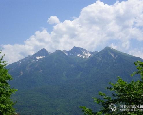 Красная Поляна. Гора Аибга