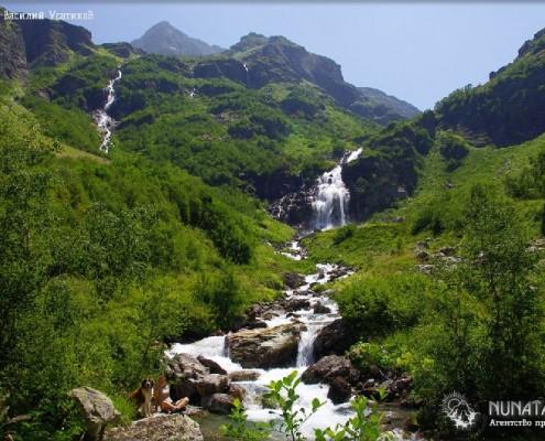 Река Имеретинка