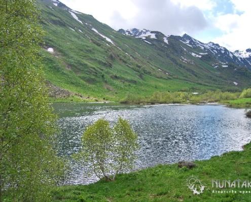 Озеро Дамхорс