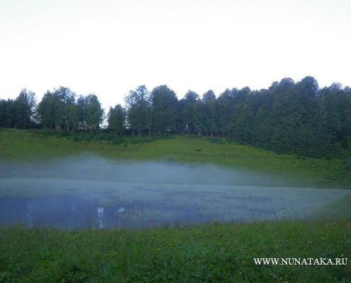 Ачишхо - отпуск в Красной Поляне, 12.08.2014 - 16.08.2014