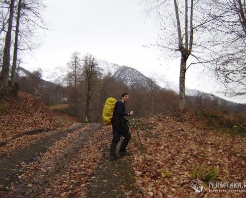 Тренировочные походы в Сочи