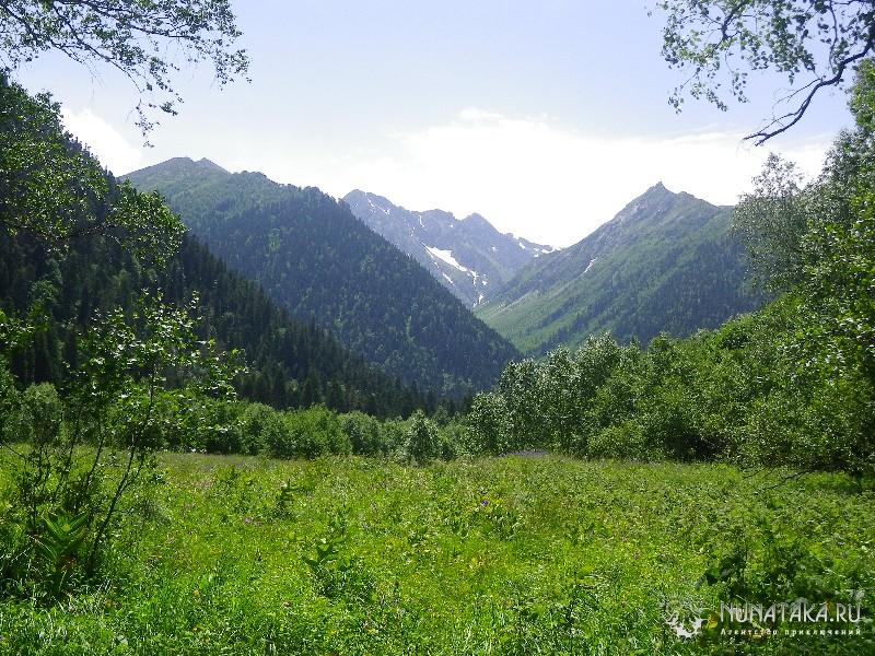 Походы в горы. Мраморная