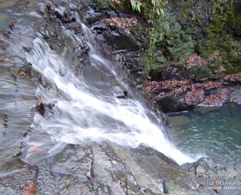 Водопад на реке Кутарка