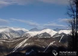 Горы Красной Поляны
