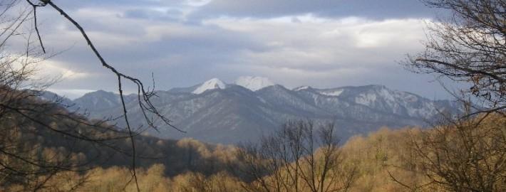 Вид с вершины 993,6м