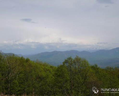 Горы весной