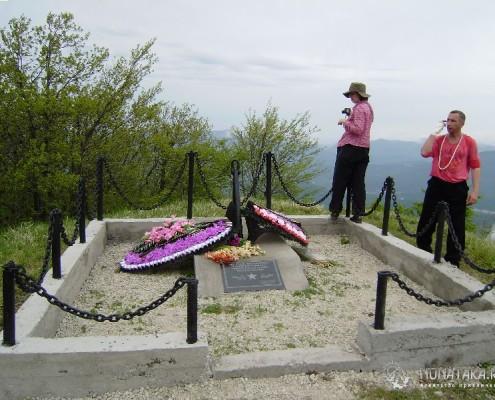 Монумент на Семашко