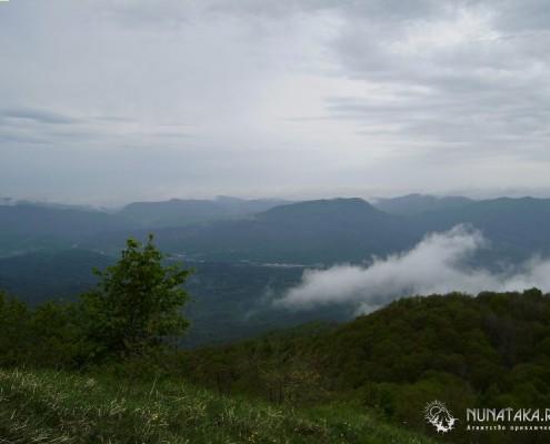 Горы Туапсе