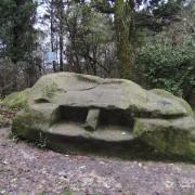 Кудепстинский жертвенный камень
