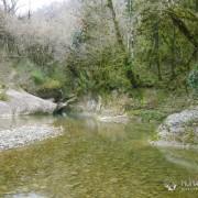 Каньон реки Кудепсты