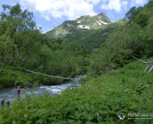 Долина реки Уруштен