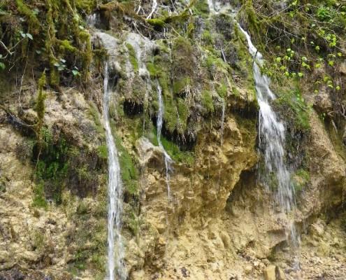 Правый приток реки Шахе