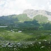 Поход в горы. Загеданские озера