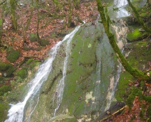 Ущелье реки Сочи