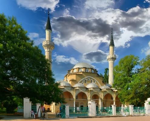 Мечеть Шукурла-эфенди