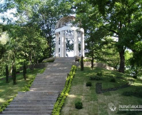Парк Горького. Краснодар