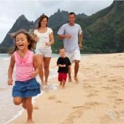 Путешествие с семьей