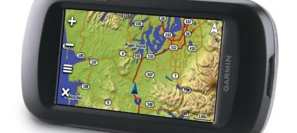 GPS навигатор в походе