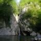 Агурские водопады весной