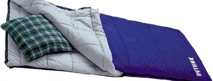 Выбор спального мешка