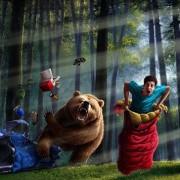 Как избежать встречи с медведем