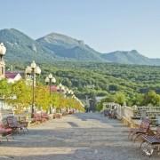 Железноводск - жемчужина Кавказа