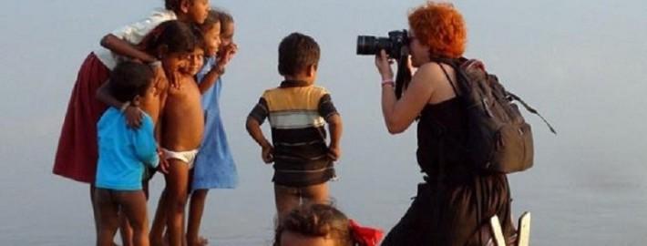 Как фотографировать людей?