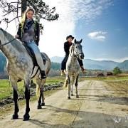 Походы с лошадьми