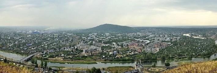 Поселок Аша
