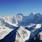 Горная страна Алтай