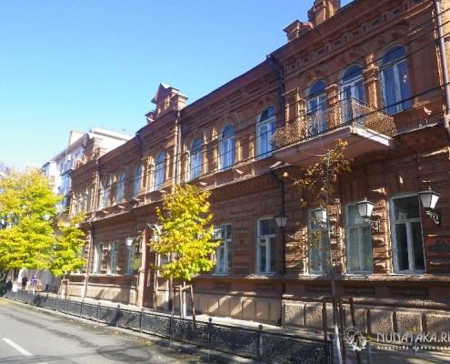 Здание института культуры