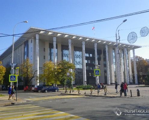 Здание краевой прокуратуры