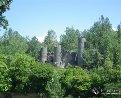 Замок сказочного гнома