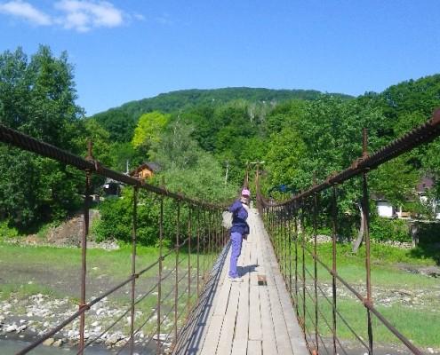 Мост через реку Белую