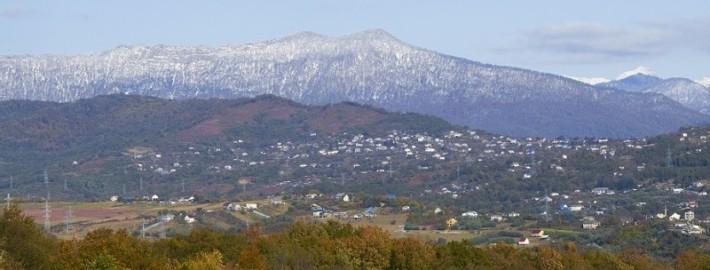 Гора Дзыхра