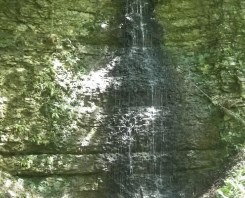 Водопады Аминовки