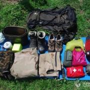 Подготовка к походу
