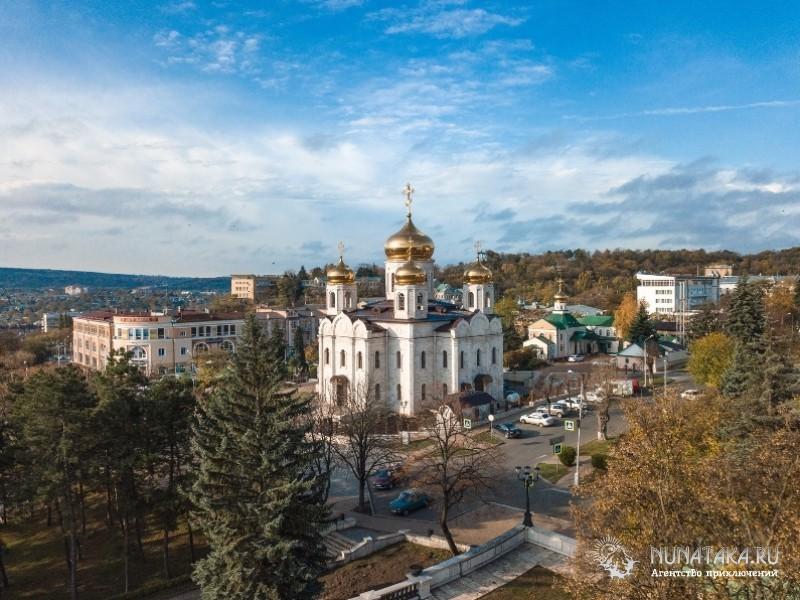 Отдых в золотом осеннем Пятигорске