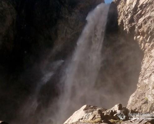 Суфуруджинские водопады
