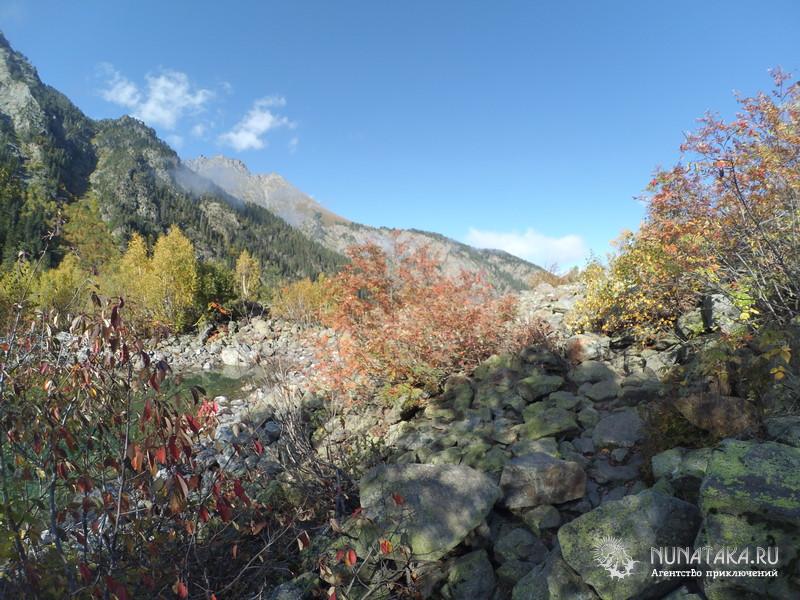 Долина реки Бадук