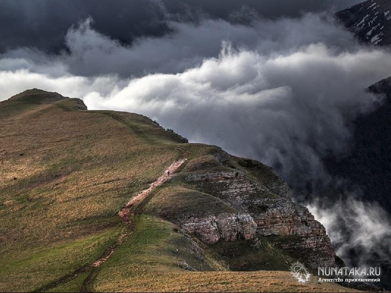 Вершина горы Матук