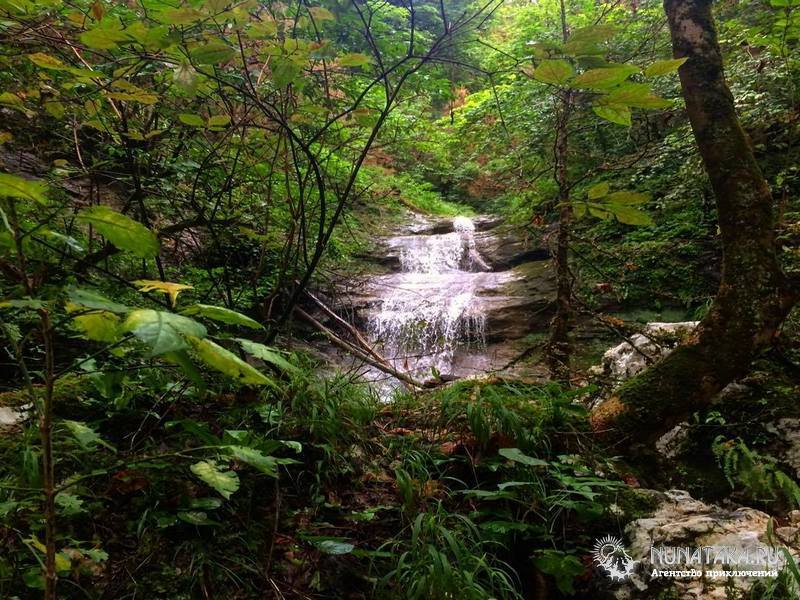 Водопады Матузки