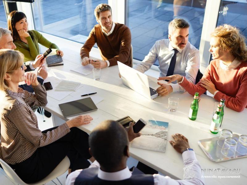 Встречи и переговоры с партнерами