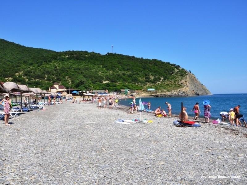Пляж в Дюрсо
